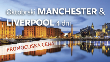 Manchester & Liverpool